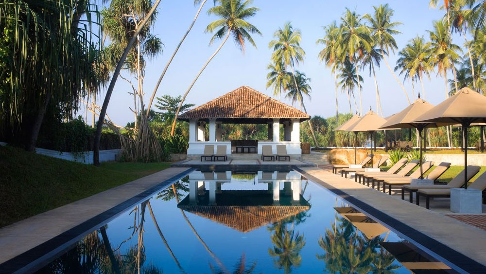 sri lanka luxury resorts